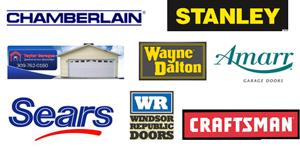 Major Brand Garage Door Manufactureru0027s Logos.    sc 1 st  Garage Door Doctor & About the Doc N. Garcia is the Garage Door Doctor from Albuquerque ...